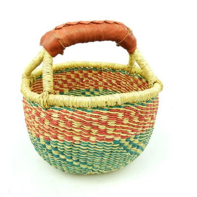 Bolga Basket - Colourful