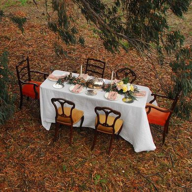 'Brie' Linen Tablecloth