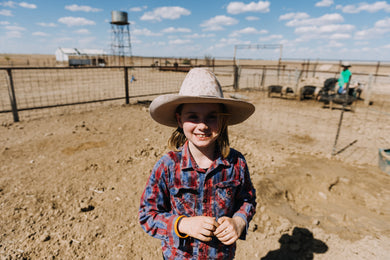 Learning & literacy support for an outback child