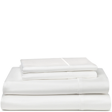Load image into Gallery viewer, Canningvale Alessia Bamboo Cotton Sheet Set - QB