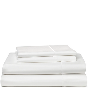 Canningvale Alessia Bamboo Cotton Sheet Set - QB