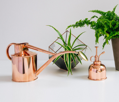 Classic Watering Set - Copper