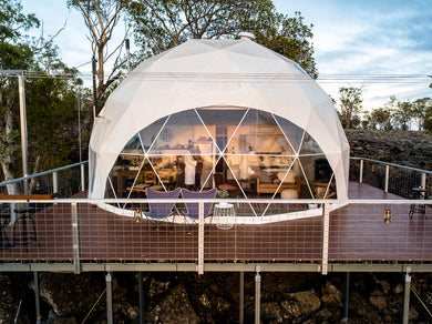 Faraway Domes Luxury Accommodation