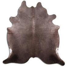 Load image into Gallery viewer, | LOU | - DARK CHAMPAGNE COWHIDE RUG