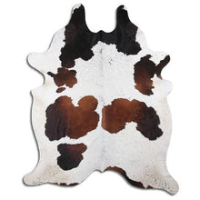 Load image into Gallery viewer, | SELENA | - TRICOLOUR COWHIDE RUG