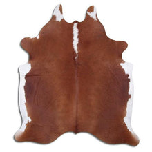 Load image into Gallery viewer, | ALICE | - HEREFORD COWHIDE RUG