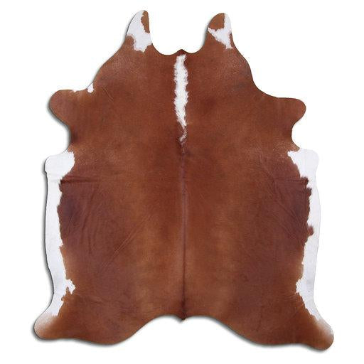 | ALICE | - HEREFORD COWHIDE RUG
