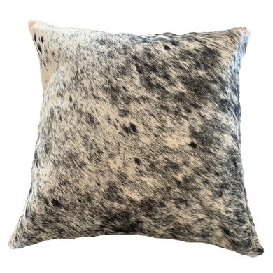 COWHIDE CUSHION | BLACK SPECKLE - Lux & Hide
