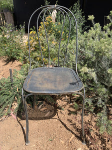 Chairs - Vintage Metal Set of 6