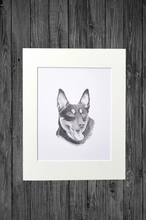 Load image into Gallery viewer, Kelpie Print
