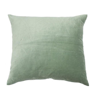 Essential Lichen Velvet Cushion