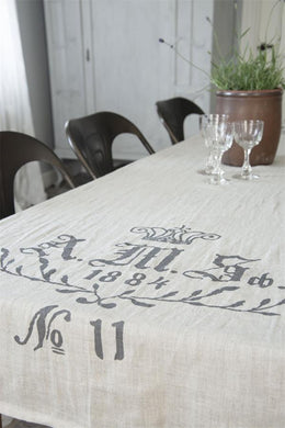 Tablecloth Linen Large