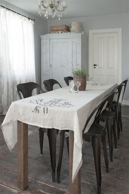 Tablecloth Linen Medium