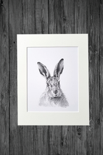 Load image into Gallery viewer, Hare Print