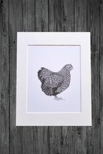 Load image into Gallery viewer, Hen Print