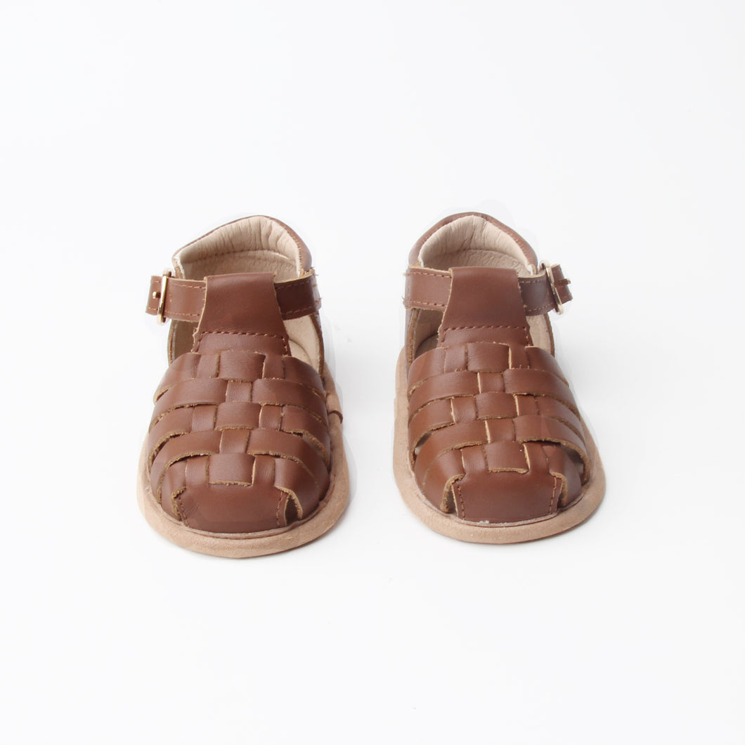 Scout Chocolate Sandal
