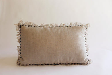 Satu Pure Linen Cushion