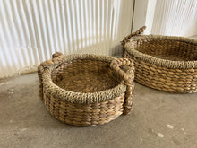 Load image into Gallery viewer, Shallow Bungalow Storage Basket