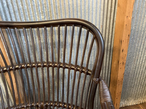 Tahiti Cane occasional chair