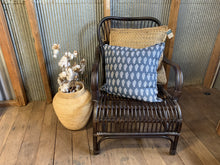 Load image into Gallery viewer, Tahiti Cane occasional chair