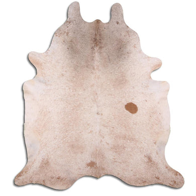 | MARTIN | - LIGHT CHAMPAGNE COWHIDE RUG - Lux & Hide