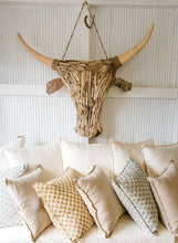 Load image into Gallery viewer, Driftwood Hanging Bulls Head