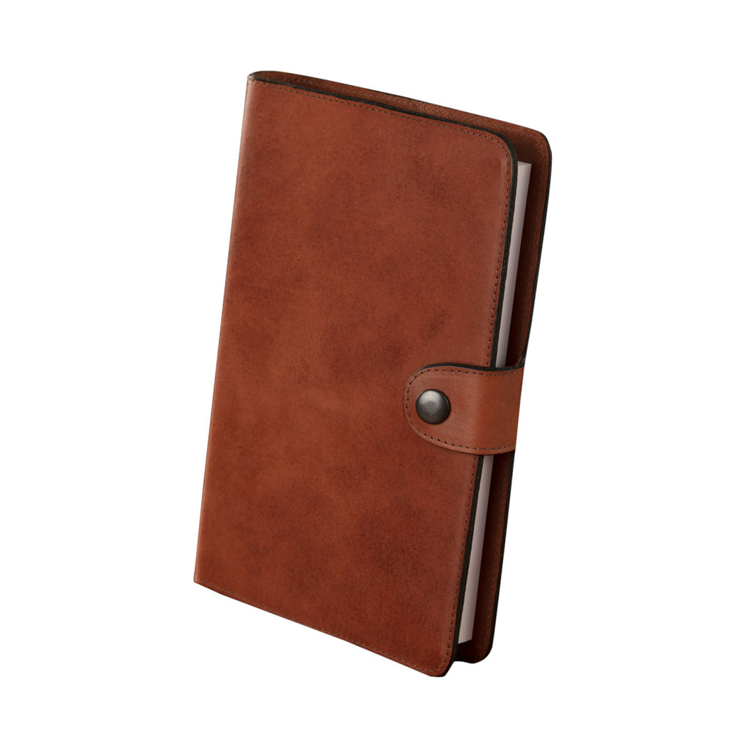 Executive Leather Diary Cover, A5, with Diary
