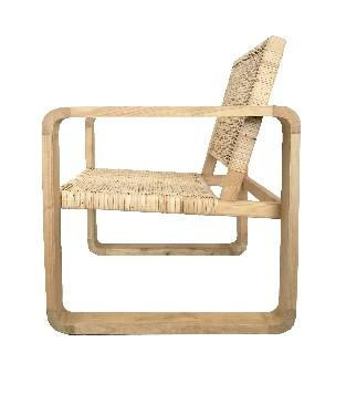 Grace Occasional Chair - Natural