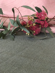 Eucalypt Linen Table Runner