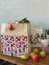 Load image into Gallery viewer, Eucalypt and Banksia Shopping Bag