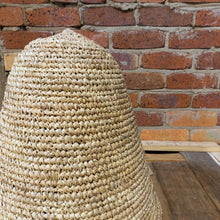 Load image into Gallery viewer, Raffia Bell Light Pendant