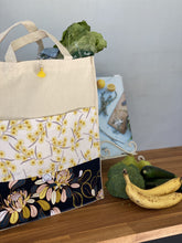 Load image into Gallery viewer, Wattle Banksia Shopping Bag