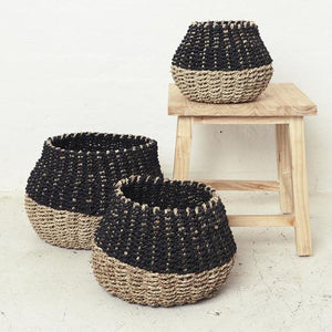 Mini Seagrass Belly Basket
