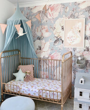 Load image into Gallery viewer, Snuggle Hunny Jersey Cot Sheets Poppy