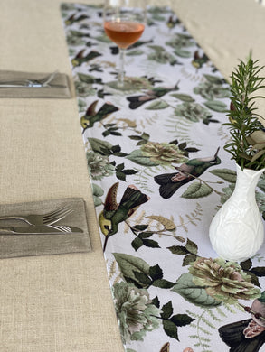 Birdsong Table Runner