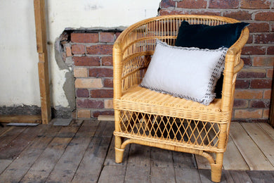 Malawi Rattan Occasional Chair