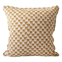 Load image into Gallery viewer, Mandvi Saffron cushion