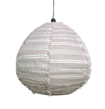 Load image into Gallery viewer, Nendo Pendant 100% Linen - Small