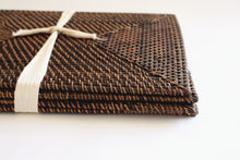 Load image into Gallery viewer, Rattan Place Mats (Rectangular)