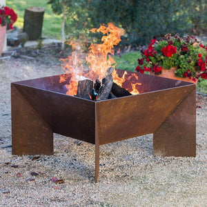 Large Welded Firepit