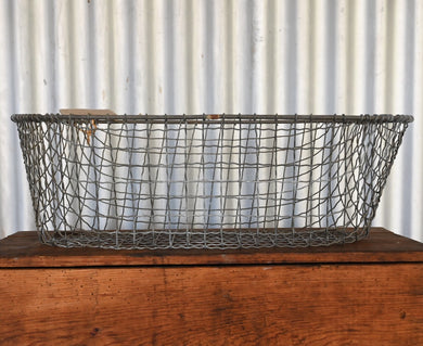 Wire Basket Oval