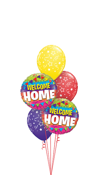Welcome Home Ballonboeket
