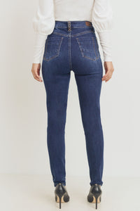 "Sustainable Skinny 11"" - Med Blue"