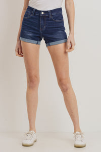 Athena Shorts - Deep Blue
