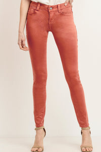 Sarina Skinny – Berry Red