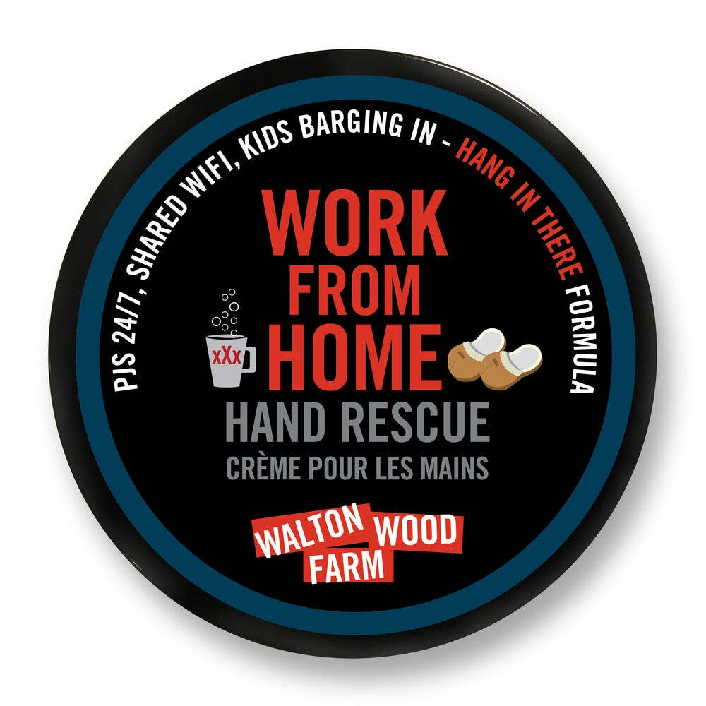 Preorder Work From Home Hand Rescue - 4 oz