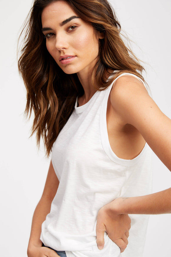 The Tilson Tank - Soft White