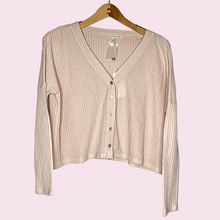 Load image into Gallery viewer, Long Sleeve Waffle Knit Top