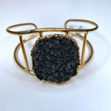 Load image into Gallery viewer, Druzy Cuff
