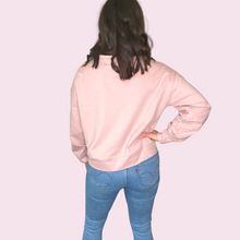 Load image into Gallery viewer, Blush detailed long sleeve shirt